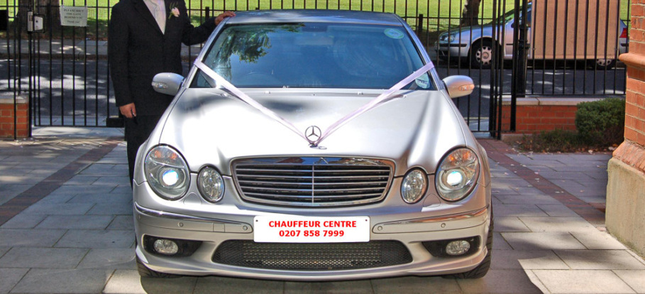 London Executive Chauffeur & Wedding Service